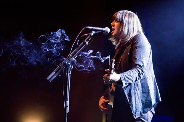 Cat Power performs during a concert at the Columbia Theater, Berlin, 2015. Photo: Getty Images