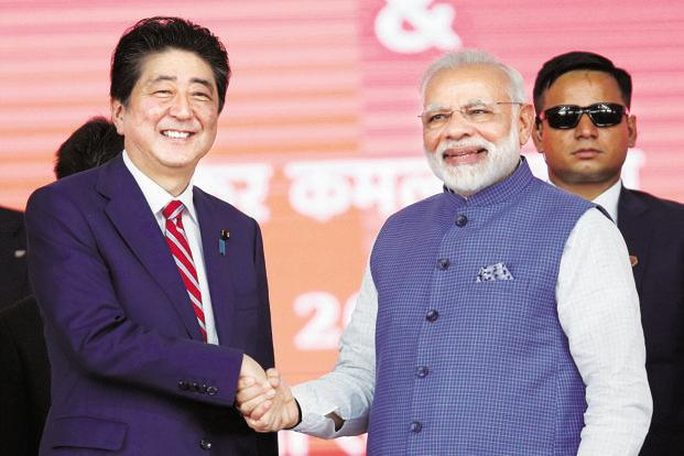 Japan PM heading to China to look for trade opportunities