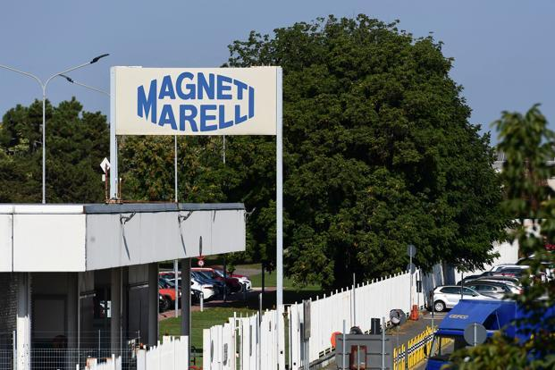 Fiat Chrysler Sells Magneti Marelli For $7 Billion