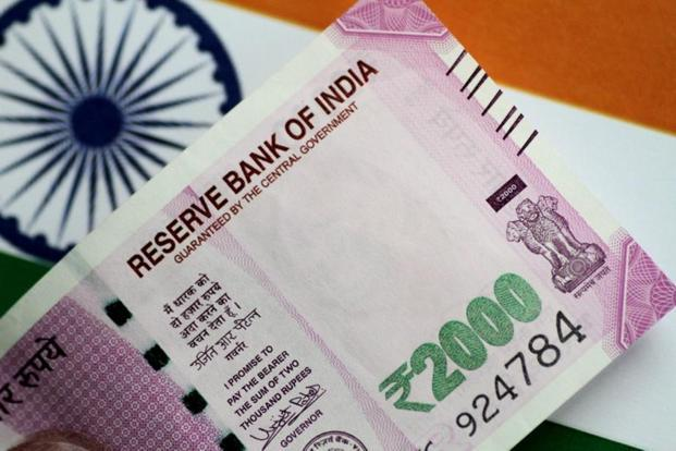 So far this year, the rupee has declined nearly 13% against the US dollar. Photo: Reuters