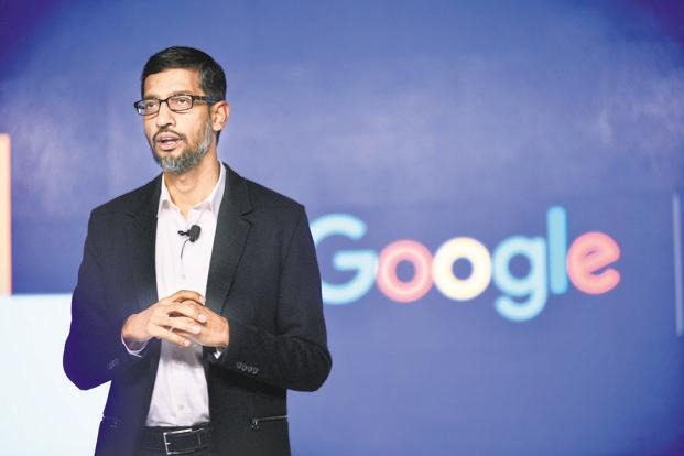 CEO Sundar Pichai says Google's China search engine, a censored version of the original product, would still serve over 99% of queries. Photo: Pradeep Gaur/Mint