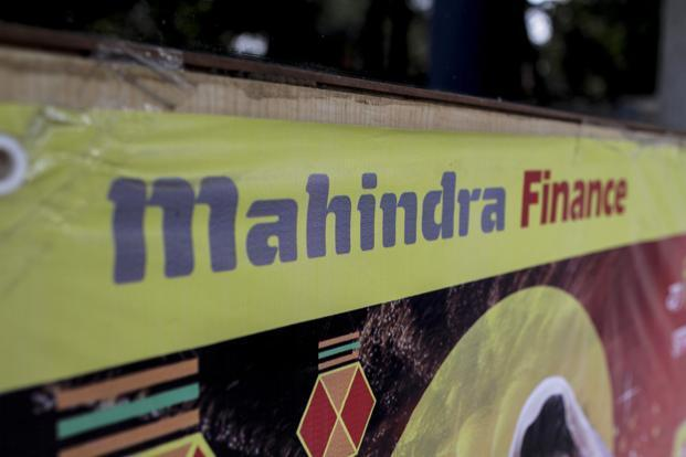 Shares of Mahindra Finance closed 7.54% higher at ₹401.35 on BSE. Photo: Bloomberg