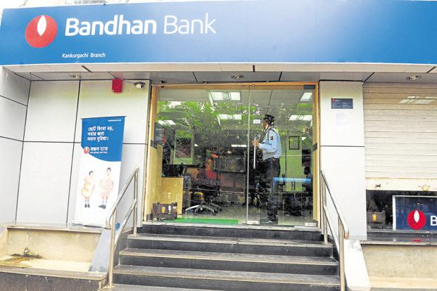 Shares of Bandhan Bank fell 3.21% on Thursday to close at a record low of ₹380 on the BSE. Photo: Mint