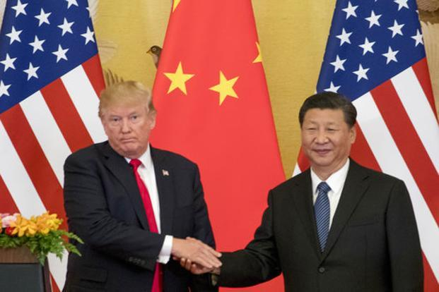 Trump would be better served directly pressing Beijing to lift barriers to US business, rather than restricting trade and imposing higher costs on US companies and consumers. Photo: AP