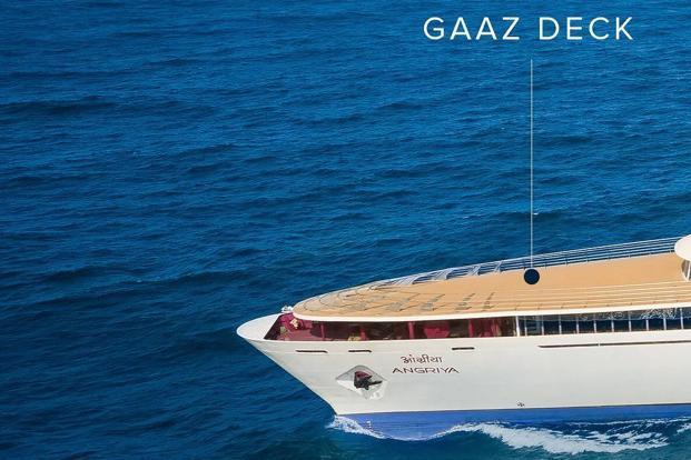 Gaaz Deck is the forward-most deck of Angriya Cruise.