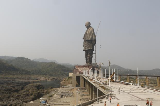 There has already been enough murmurs of unhappiness due to the price tag on the Sardar Patel statue, an estimated ₹2,900 crore—a large portion of which came from public coffers. The Statue of Liberty in New York, which the Statue of Unity will topple as the world's tallest statue, was funded largely through private contributions.