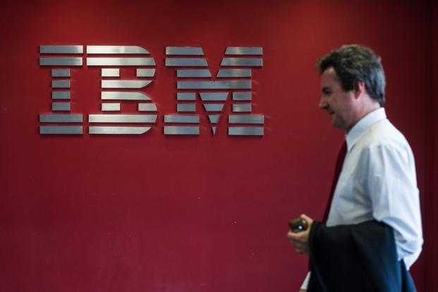 IBM's purchase of Red Hat Inc. is a $33 billion bid aimed at catapulting the company into the ranks of the top cloud software competitors Amazon and Microsoft. Photo: AFP