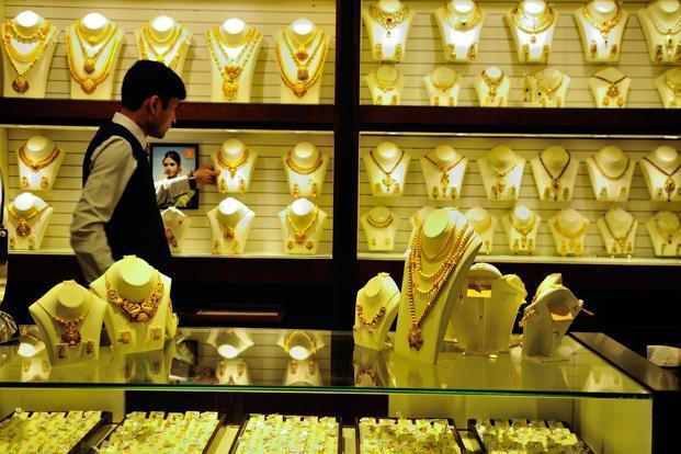 Gold prices today edged higher to Rs 32,620 per 10 grams.
