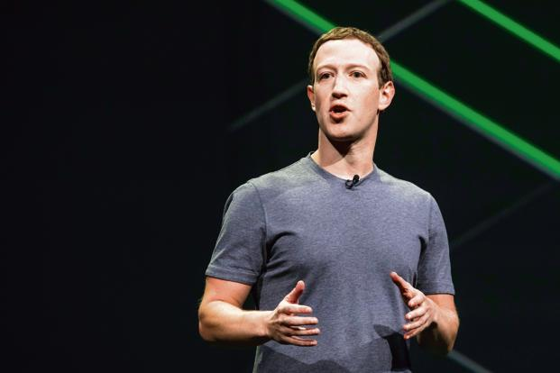 Facebook Watch and Instagram TV, the company's two video services, are way behind Google's YouTube in terms of size, Mark Zuckerberg says. Photo: Bloomberg