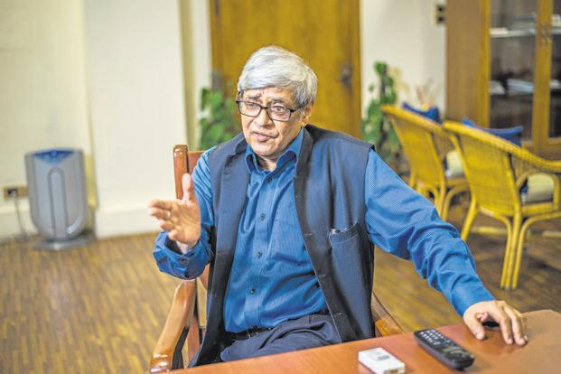 There is nothing that indicates the external situation pointed to anything remotely close to a crisis, says PMEAC chairman Bibek Debroy on the 'RBI vs Government' issue. Photo: Pradeep Gaur/Mint