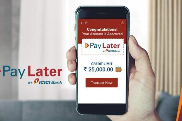 ICICI Bank customers can sign up for the facility through iMobile, the bank's mobile banking application.