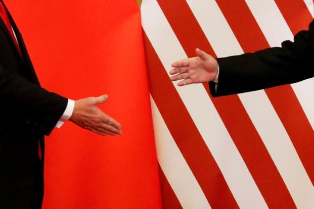 Donald Trump said his Chinese counterpart Xi Jinping wants to make a deal to end an escalating trade war. Photo: Reuters