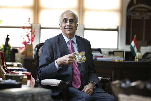 The charges against NSE chairman Ashok Chawla relate to a CBI probe into suspected corruption in the Aircel-Maxis case. Photo: HT