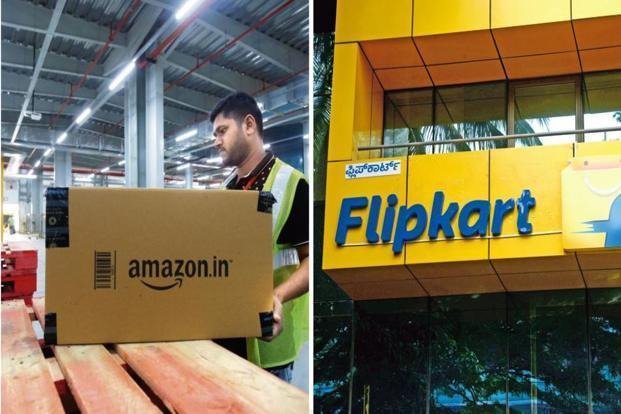 The festive season face-off between Flipkart and Amazon is the biggest annual showdown in the Indian e-commerce industry. (The festive season face-off between Flipkart and Amazon is the biggest annual showdown in the Indian e-commerce industry.)