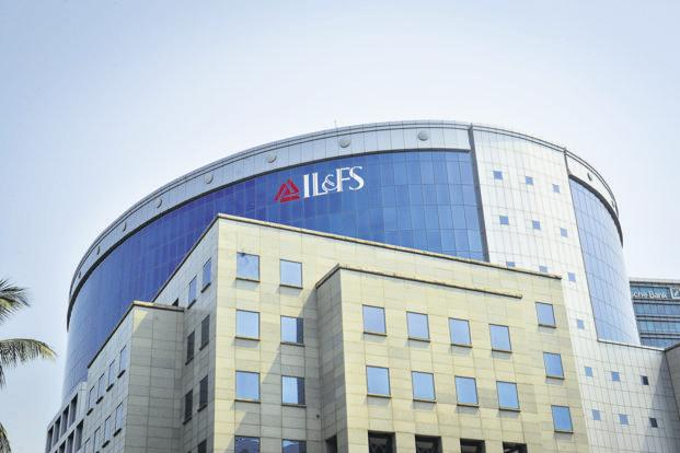 It was only after IL & FS took a default on payments that CARE and IRA downgraded IL & FS's credit ratings and some of its subsidiaries to