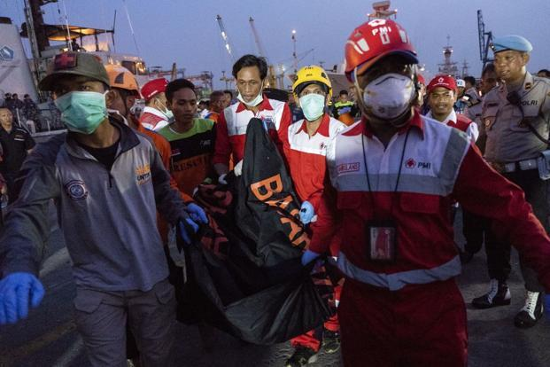 Lion Air Flight JT610's audio black box, as it's known, may be crucial to unraveling what happened during the flight's final moments on 29 October. Photo: Bloomberg