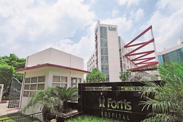 Fortis incurred a one-time loss of Rs96.07 crore for the quarter compared with a loss of Rs46.76 crore a year ago. Photo: Mint