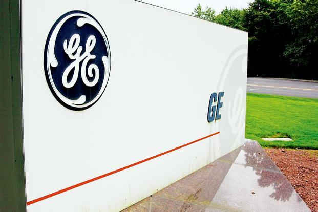 GE has announced at least $10 billion in asset sales over the last 12 months, including its century-old rail business in May. Photo: AFP