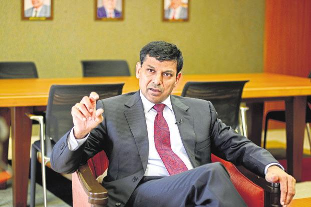 Former RBI governor Raghuram Rajan. Photo: Abhijit Bhatlekar/Mint