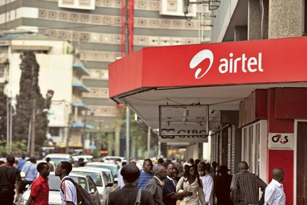 Moody's said that its review for the downgrade will focus on Bharti Airtel's plans to reduce debt levels significantly over a short period of time and its plans to turnaround the underlying Indian mobile operations. Photo: AFP