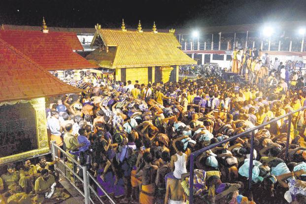 Kerala: BJP, Congress step up protest against SC's Sabarimala order thumbnail