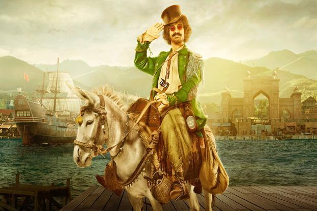 Thugs of Hindostan film review: Too many bugs with these thugs thumbnail