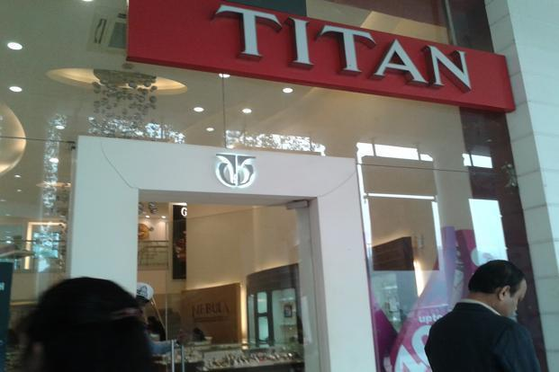 Revenue and profit growth were led by Titan's largest segment, jewellery, sold mainly under the Tanishq brand.