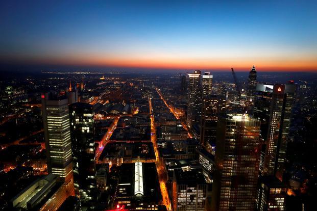 JPMorgan leads $283 billion Brexit shift to Frankfurt
