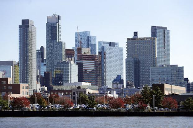 One of the areas that Amazon is considering for a headquarters is Long Island City