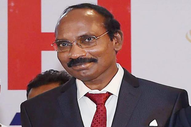 A file photo of ISRO chief K. Sivan. Photo: PTI (PTI)