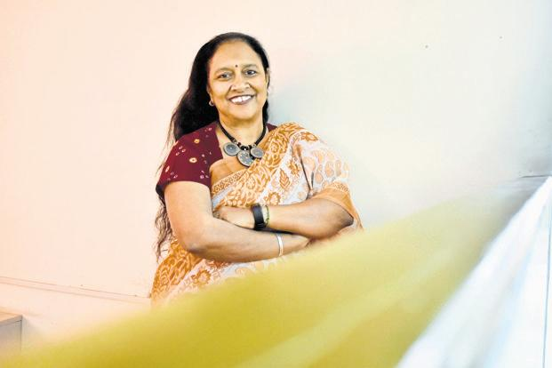 """One of the biggest shifts for us is the work on the personal development of the people. Beyond venture capital, we need community capital,"" says Lakshmi Pratury, founder and CEO, INK. Photo: Jithendra M/Mint"