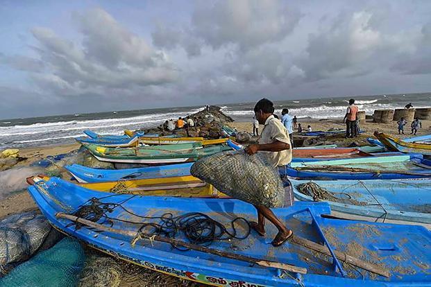 Tamil Nadu, Puducherry Brace For Cyclone Gaja Landfall