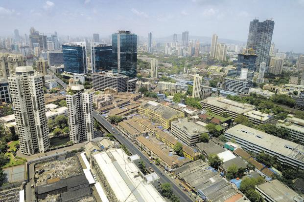 Coupons on real-estate bonds outstanding are 10.4% on average, Bloomberg data show. That compares with State Bank of India's two-year deposit rate of 6.95%. Photo: Abhijit Bhatlekar/Mint (Abhijit Bhatlekar/Mint)