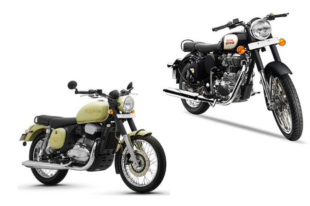 The Jawa 42 is expected to give the category favourite Royal Enfield Classic 350 a run for its money.