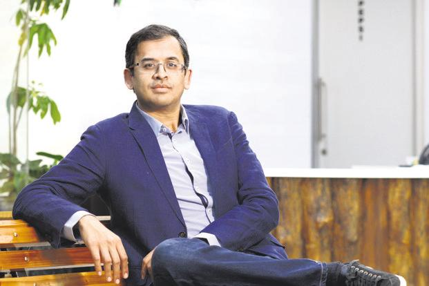 Myntra CEO Ananth Narayanan (in picture) will now report to Flipkart CEO Kalyan Krishnamurthy. Photo: Mint (Mint)