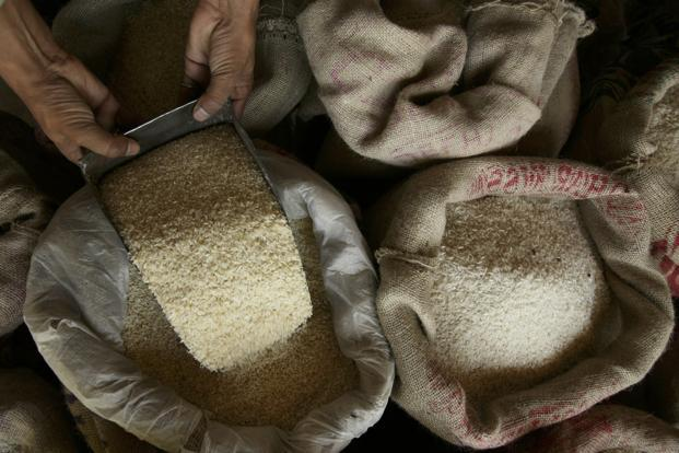 The forecast growth is a setback for the Nigerian government, which plans to stop rice imports by the end of this year to save foreign currency. Photo: Reuters