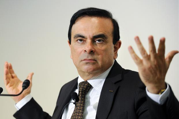 The CEO of Nizan Carlos Gosnen last year announced that Renault will have to step in as CEO in the four years ending 2022.