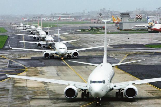 An increase in air fares during instances like runway closure that lead to flight cancellations was usually the result of airlines trying to protect their existing customers. Photo: HT