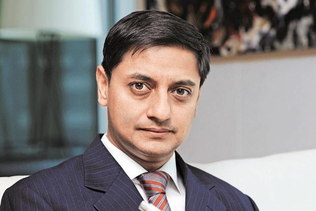 Principal economic adviser Sanjeev Sanyal.