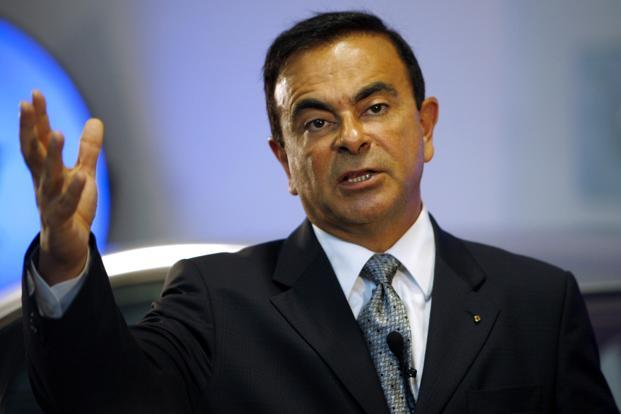 Carlos Ghosn rescued Nissan from the crash and Renault SA and Mitsubishi Motors Corp. brought with. Photo: Bloomberg