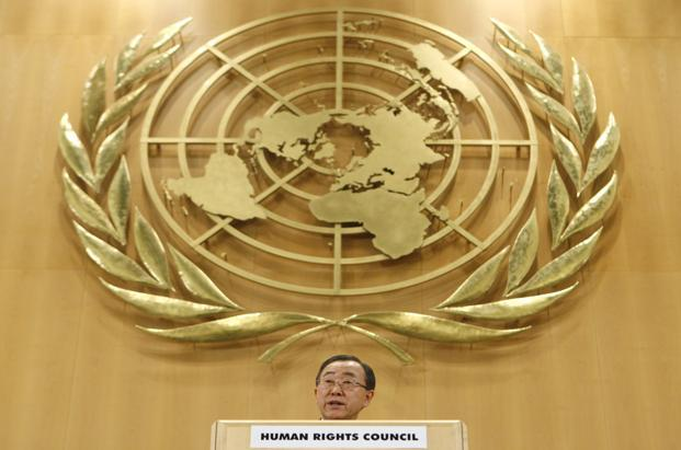 United Nations Forum on Business and Human Rights gets underway in Geneva on 26-28 November. Photo: Reuters