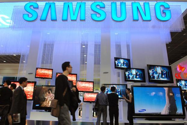 Samsung Electronics is the world's biggest mobile phone manufacturer and chipmaker. Photo: Bloomberg