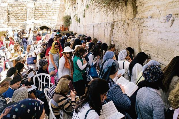 The Wailing Wall in Jerusalem. Photo: iStock