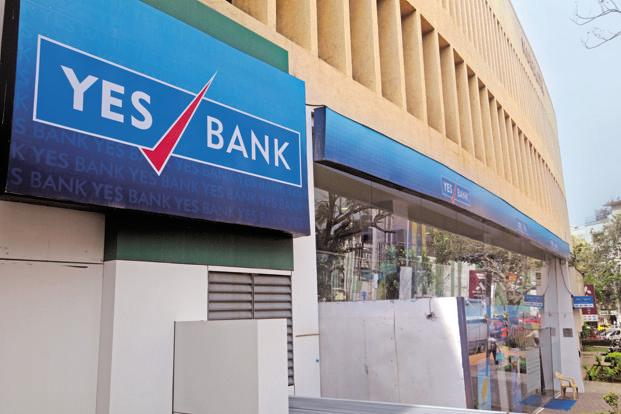 Yes Bank's stock has sunk 50 percent in just three months. Photo: Abhijit Bhatlekar/Mint
