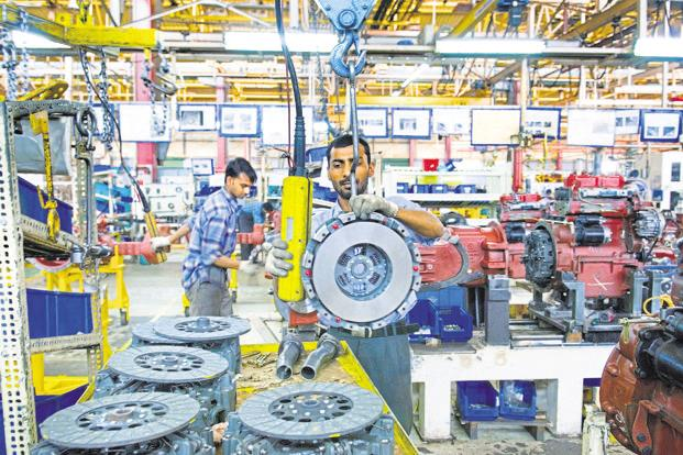 India's GDP growth rate at constant prices (2011-12) stood at 8.2% in the April-June quarter (Q1) of 2018-19. Photo: Mint