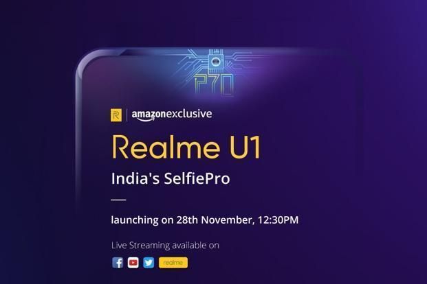 Realme U1 launch today: How to watch live stream, what to expect