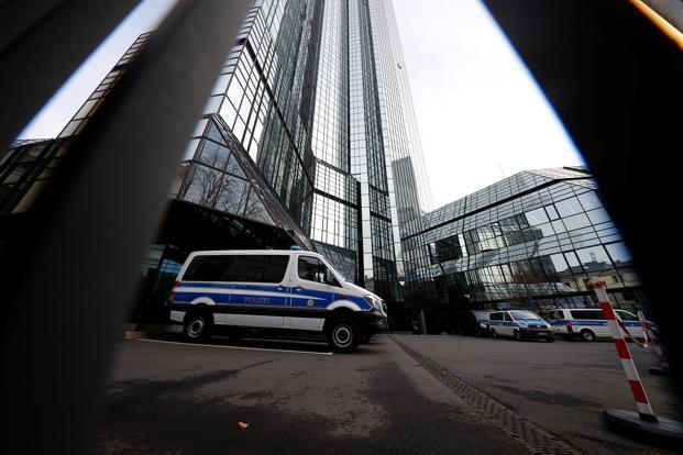 Deutsche Bank confirms police investigation stemming from Panama Papers