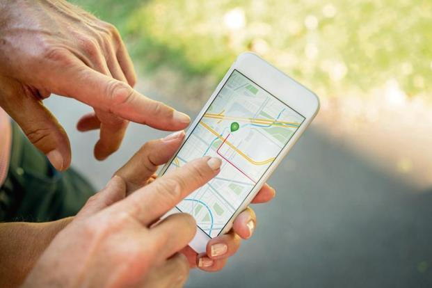Some apps can track the device and inform you of its location. Photo: iStock