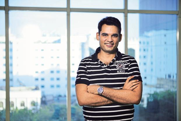 UrbanClap co-founder Abhiraj Bhal. The company's operating revenue grew four times to ₹45 crore in FY 2017-18 from ₹11 crore in FY 2016-17. Photo: Pradeep Gaur/Mint