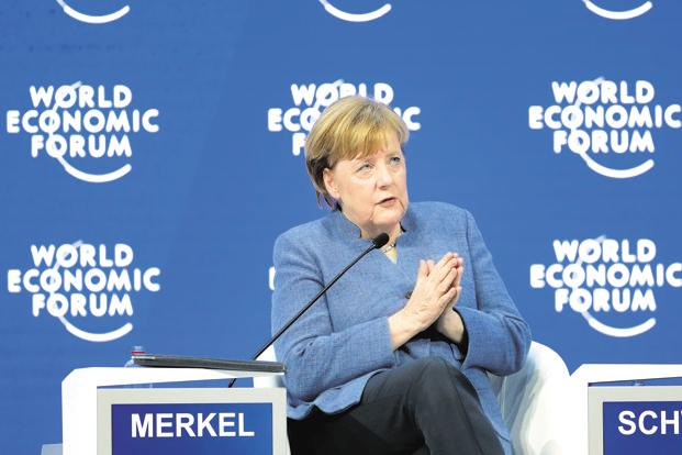 German Chancellor Angela Merkel. Photo: AP